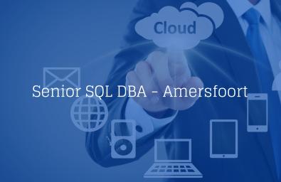 Senior SQL DBA