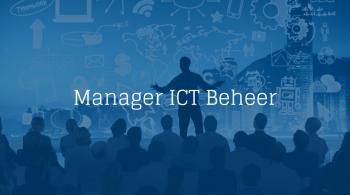Manager ICT Beheer