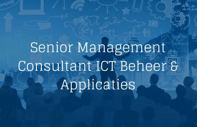 Senior-Management Consultant