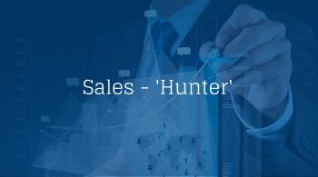 "Sales - 'Hunter"""