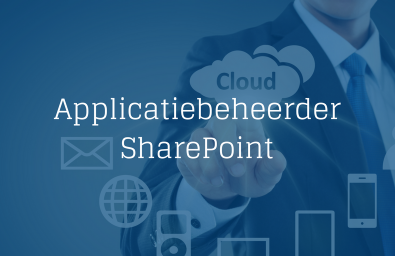 Applicatiebeheerder SharePoint