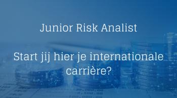 Junior Risk Analist