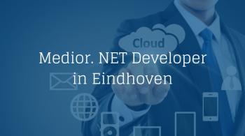 Net Developer Eindhoven