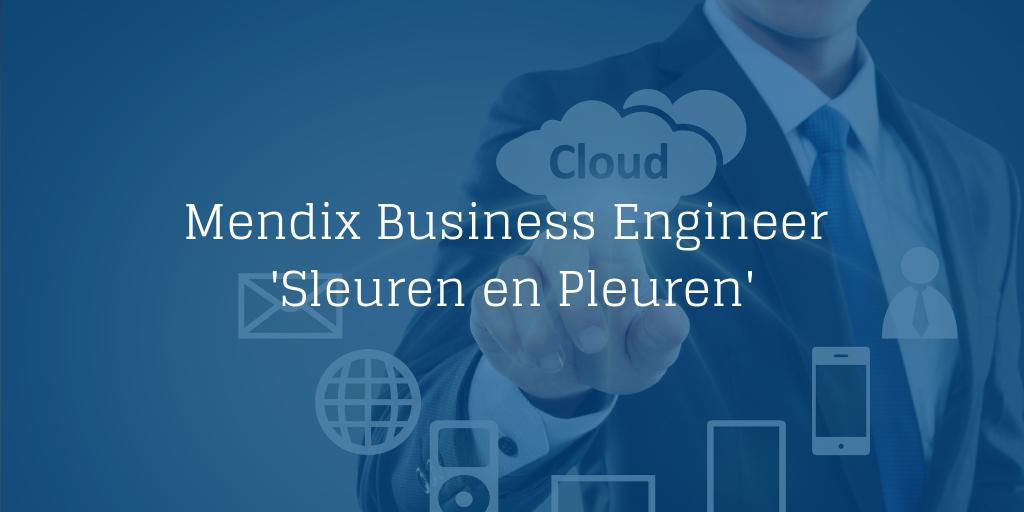 Als Mendix Modelleur / Business Engineer ontwikkel je in nauwe samenwerking met vertegenwoordiger(s) van de business toepassingen, veelal apps, ten behoeve van het primaire proces. Snelle interactieve ontwikkeling in een volwaardige Agile/Scrum en DevOps omgeving met heel veel vrijheid.