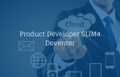 Product Developer SLIM4