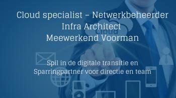 Cloud Specialist - Netwerkbeheerder