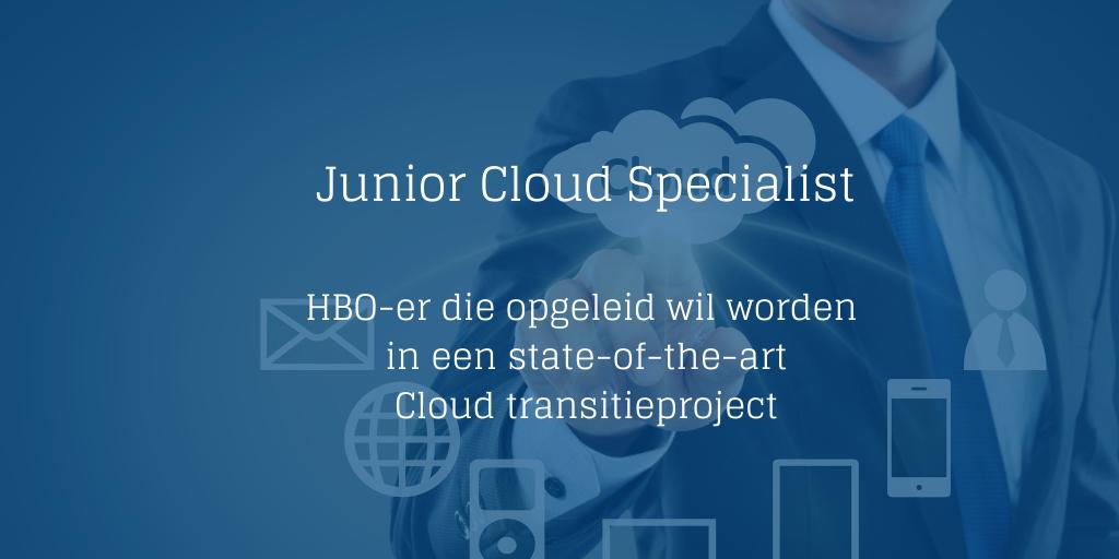 Junior Cloud Specialist