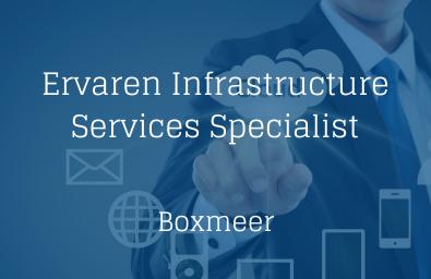 Infrastructure Services Specialist
