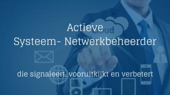 Senior Systeem Netwerkbeheerder (1)