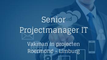 Senior Projectmanager WBL