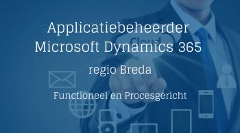 Applicatiebeheerder Microsoft Dynamics 365